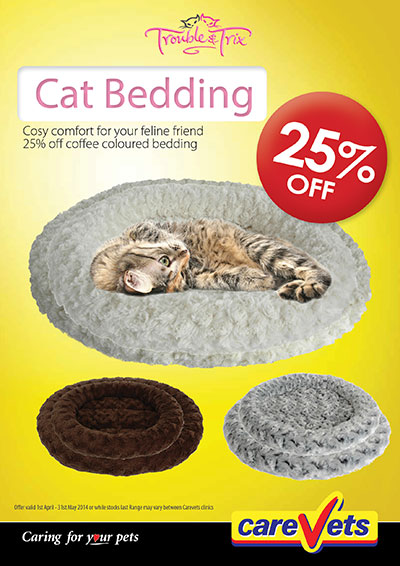 trouble-and-trix-cat-bedding