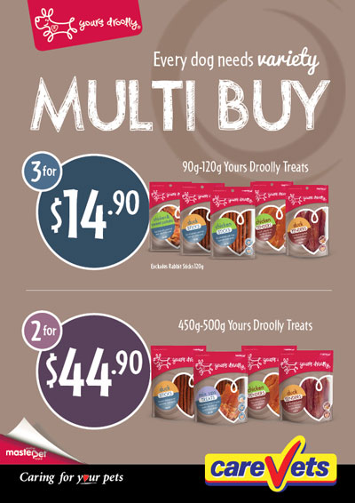 Yours Droolly Multi-buy Treats