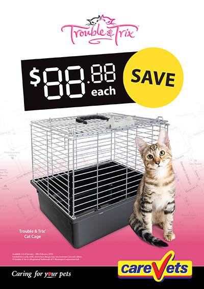 trouble-n-trix-cat-cage