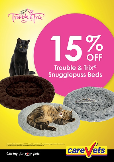 Trouble-And-Trix-Snugglepuss-Beds