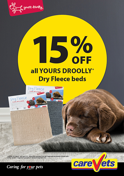 15-Off-Yours-Droolly-Dry-Fleece-Beds