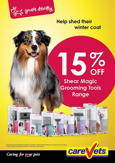 yours-droolly-shear-magic-grooming-tools-range