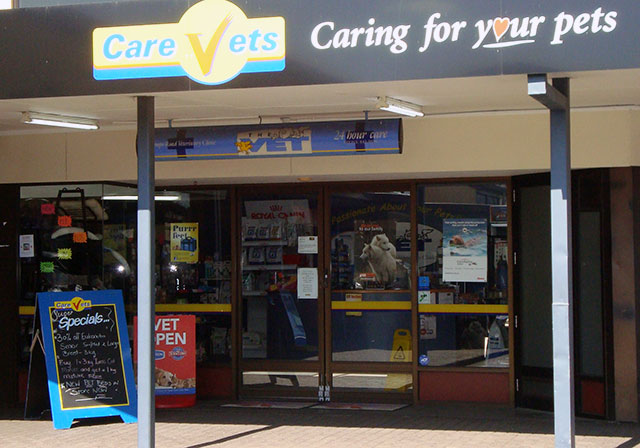 CareVets Hamilton South