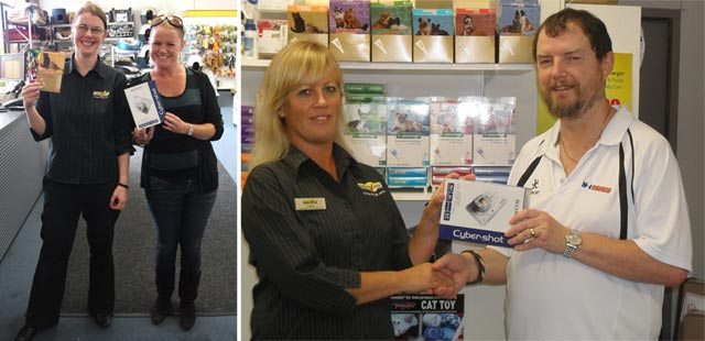 CareVets Digital Camera Competition Winners
