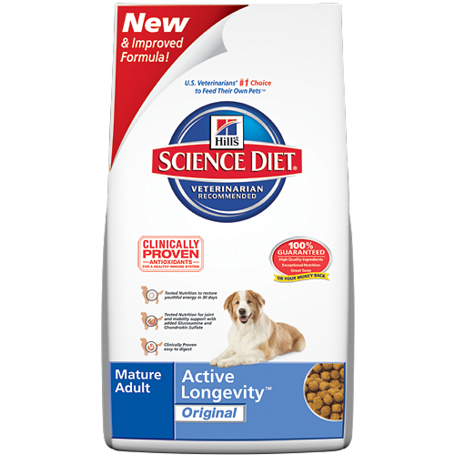 Hill's™ Science Diet™ Mature Adult Active Longevity™ Original