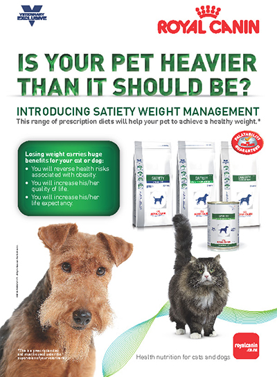 Royal Canin Satiety Weight Management Pet Foods