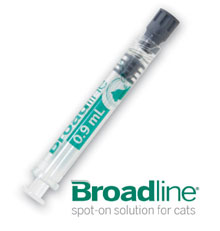 Broadline - Spot on solution for Cats