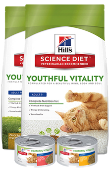 Hill�s� Science Diet� Youthful Vitality