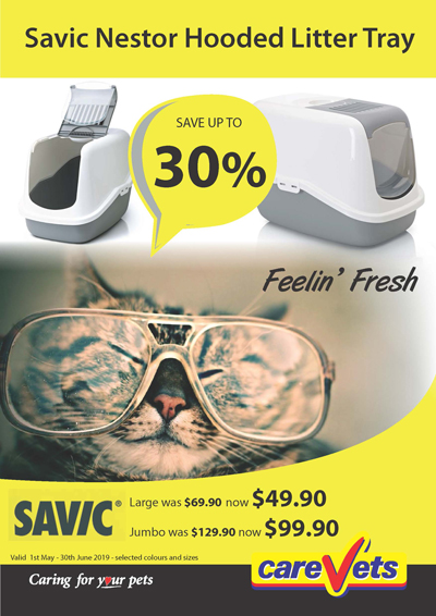 Savic-Nestor-Hooded-Litter-Tray
