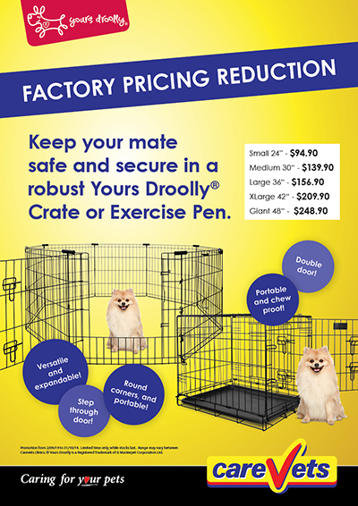 Yours-Droolly-Crate-Exercise-Pen