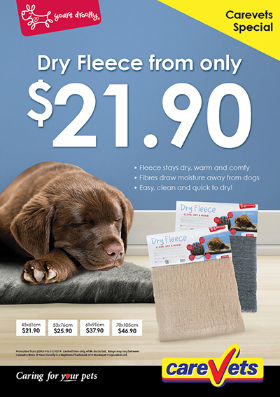 Yours-Droolly-Dry-Fleece-Mat